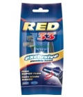 Holítka jednorázová pánská Red 33 Mattes