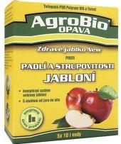 Strupovitost a padlí jabloní Agro bio Opava