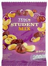 Směs ořechů studentská Tesco