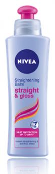 Balzám na vlasy s uhlazujícím efektem Straight&Gloss Nivea