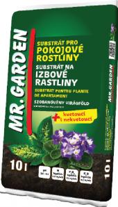 Substrát na pokojové rostliny Mr. Garden Agro