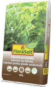 Substrát pro bylinky Floraself Nature