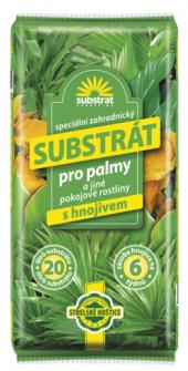 Substrát pro palmy a zelené rostliny Forestina