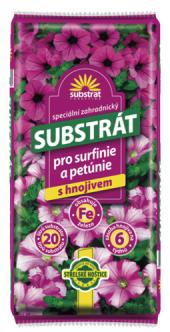 Substrát pro petunie a surfinie Forestina