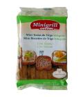 Suchary celozrnné Minigrill Diatosta