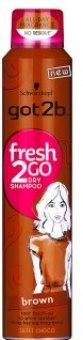 Suchý šampon Got2b Schwarzkopf
