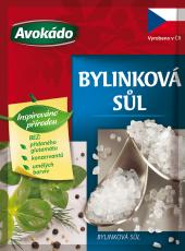 Sůl bylinková Avokádo