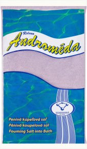 Sůl do koupele Androméda