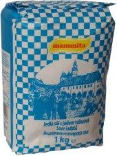 Sůl jedlá s jódem Mammita