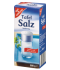 Sůl stolní Gut&Günstig Edeka