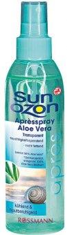 Sprej po opalování s aloe vera Aprés Sun Ozon
