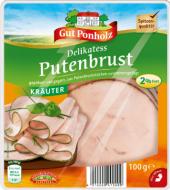 Šunka krůtí prsní delikatesní Gut Ponholz