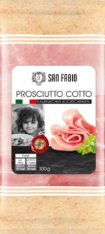 Šunka Prosciutto Cotto San Fabio