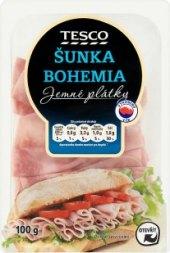 Šunka vepřová výběrová Bohemia Tesco