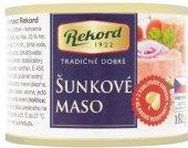 Šunkové maso Rekord - konzerva