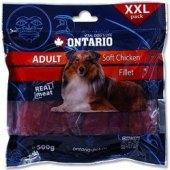 Pamlsky pro psy sušené maso Ontario