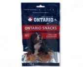 Pamlsky pro psy sušené maso s ovocem Ontario