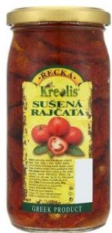 Sušená rajčata v oleji Kreolis