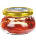Sušená rajčata s náplní Heleb