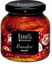 Sušená rajčata v oleji Bonelli