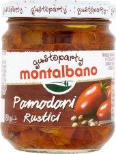 Sušená rajčata v oleji Montalbano