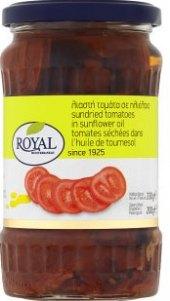 Sušená rajčata v oleji Royal