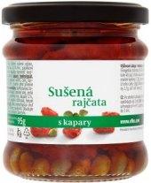 Sušená rajčata v oleji s kapary San Fabio