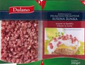 Sušená šunka na kostičky delikatesní Dulano