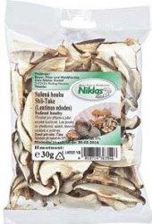 Sušené houby Shii-take Niklas