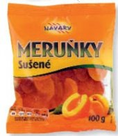 Meruňky sušené Navary