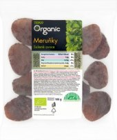 Meruňky sušené Tesco Organic