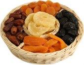 Ovoce sušené Gisele - košík
