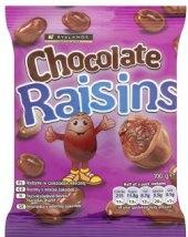 Směs sušeného ovoce a ořechů v čokoládě Ryelands Chocolates