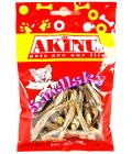 Pamlsky pro kočky sušené rybičky Akinu
