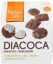 Sušenky Diacoca Nature Line