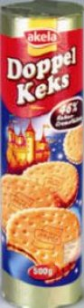 Sušenky slepované Akela