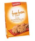 Sušenky bez lepku Free From Sondey