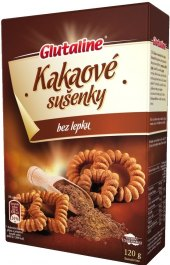 Sušenky bez lepku Glutaline