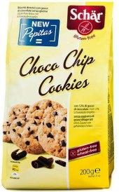 Sušenky bezlepkové Choco Chip Schär