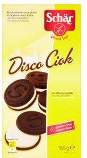 Sušenky bezlepkové Disco ciok Schär