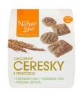 Celozrnné sušenky Ceresky Nature Line