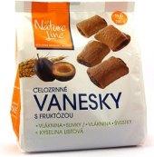Celozrnné sušenky Vanesky Nature Line