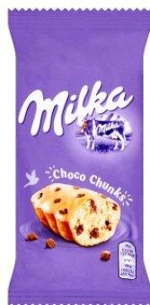 Sušenky Choco Chunks Milka