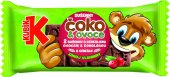 Sušenky čoko&ovoce Kubík