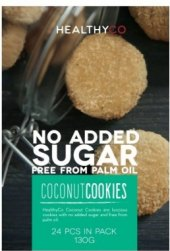 Sušenky Cookies HealthyCo