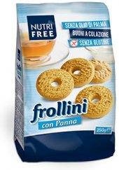 Sušenky Frolliny Nutrifree