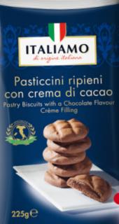 Sušenky kakaové Italiamo