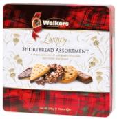 Sušenky luxury Walkers