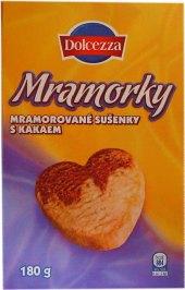 Sušenky Mramorky Dolcezza