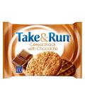 Sušenky ovesné Take & Run Beskydské